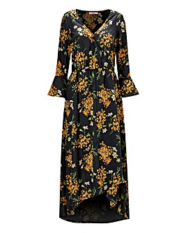 Joe Browns Floral Hi Low Hem Dress