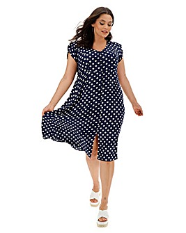 Joe Browns Favourite Polka Dot Dress