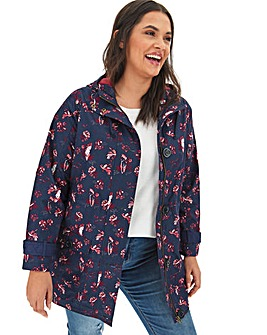 Joe Browns Floral Hooded Coat