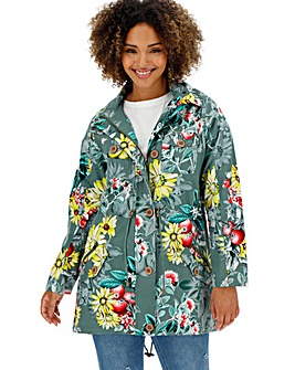 Joe Browns Tropical Funky Rain Parka