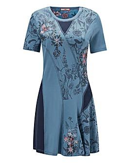 Joe Browns Floral Applique Tunic