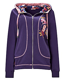 Joe Browns Sporty Floral Jacket