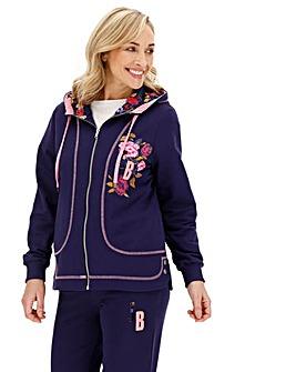 Joe Browns Sporty Floral Jacket