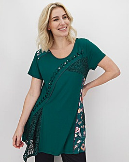 Joe Browns Pleated Detail Tunic