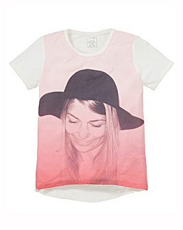 Name It Girls Printed T-Shirt