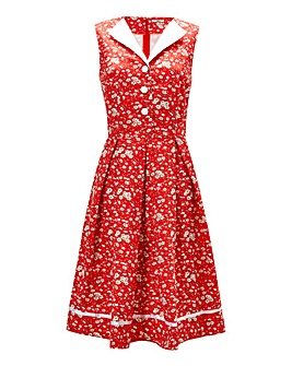 Joe Browns Vintage Daisy Print Dress