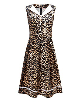 Joe Browns Vintage Animal Print Dress