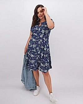 Joe Browns Flattering Retro Tea Dress