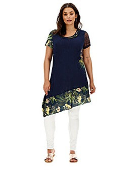 Joe Browns Tropical Blues Tunic