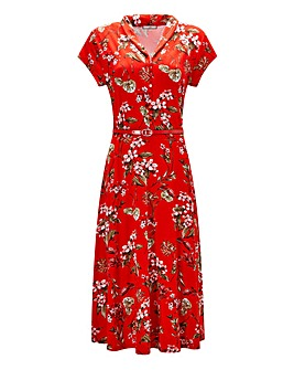 Joe Browns Floral Tea Dress