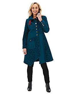 Joe Browns Favourite Blue Coat