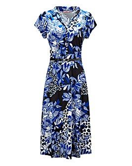Joe Browns Floral Animal Dress