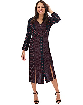 Joe Browns Spot Dress