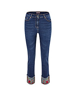Joe Browns Turn Up Jeans