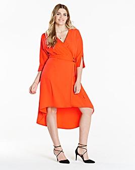 Simply Be Wrap Dress