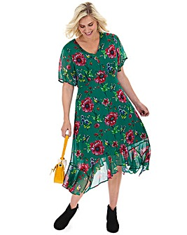 Joe Browns Cool and Quirky Midi Dress