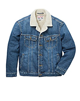 Lee Sherpa Denim Jacket
