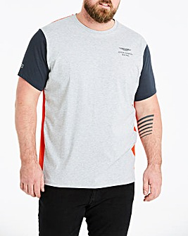 Hackett Mighty AMR Multi T-shirt