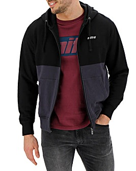 Mitre Colour Block Hoody Long