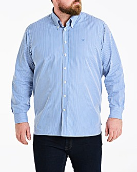 Hackett Mighty Skinny Bengal Stripe Long Sleeve Shirt