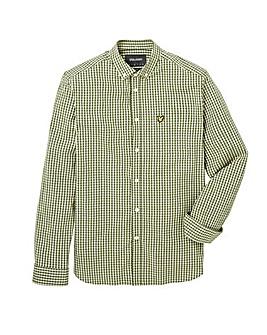 Lyle & Scott Mighty Gingham Check Shirt