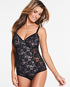 MAGISCULPT Light Control Black Lace Bodyshaper