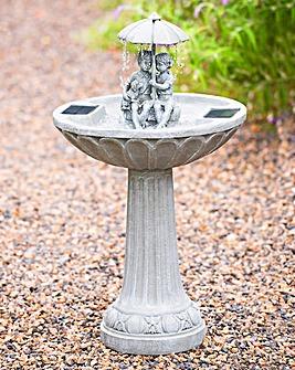 Smart Garden Solar Umbrella Fountain