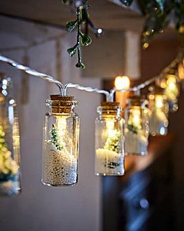 Tree in a Bottle Lights