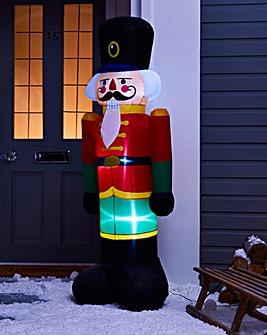 Inflatable 5ft Nutcracker