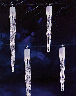 Chaser Icicle Lights