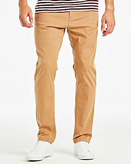 Fenchurch Slim Fit Chino Trousers 31in