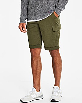 Fenchurch Washed Cargo Shorts