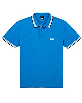 BOSS Athleisure Mighty Tipped Polo