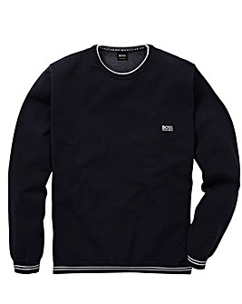 BOSS Athleisure Mighty Crew Knit Jumper