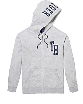 Tommy Hilfiger College Zip Thru