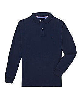 Tommy Hilfiger Mighty Long Sleeved Polo