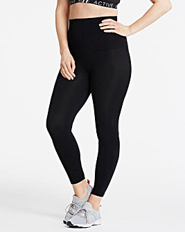 Ankle Length Firm Control Leggings