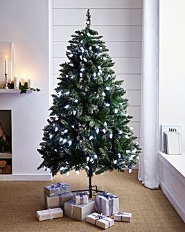 Rockingham Forest Colour Switch Premium Pre-Lit Tree