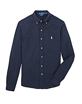 Polo Ralph Lauren Mighty Full Button Mesh Shirt