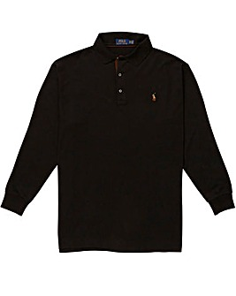 Polo Ralph Lauren Mighty Pima Long Sleeve Polo