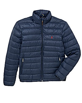 Polo Ralph Lauren Tall Padded Down Jacket