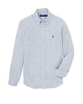 Polo Ralph Lauren Mighty Twill Windowpane Shirt