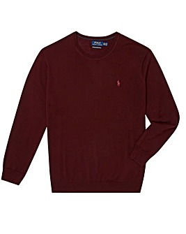 Polo Ralph Lauren Mighty Merino Crew Neck Jumper
