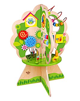 Wooden Activity Tree