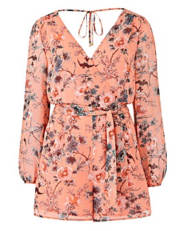 Oasis Curve Meadow Playsuit