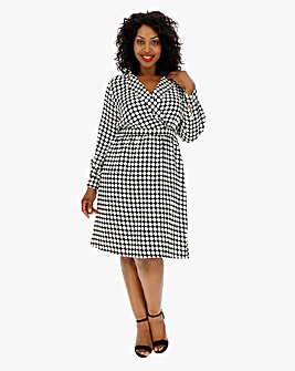 Vero Moda Dot Midi Dress