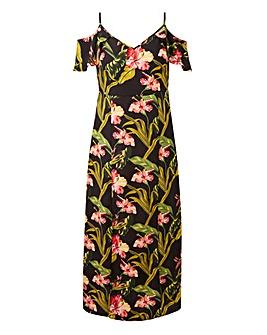 Lovedrobe Tropical Maxi Dress