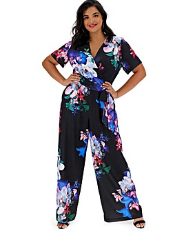 Coast Printed Jumpsuit
