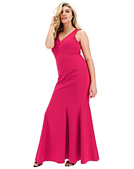 Coast Ruth Structured Maxi Dress