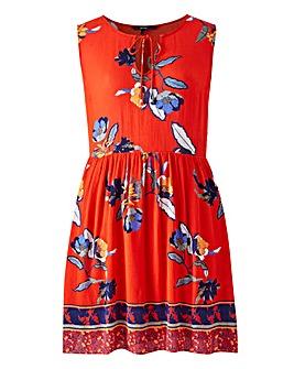 Vero Moda Short Print Dress